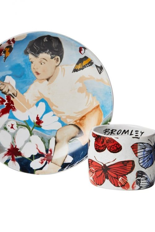 Childrens Set Butterfly Catcher Bromley