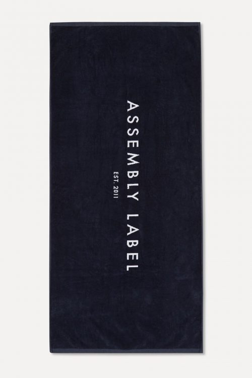 ASSEMBLY-LABEL-TOWEL