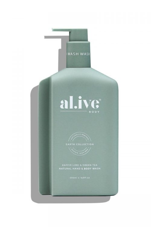 Al.ive Hand Body Wash Kaffir Lime & Green Tea
