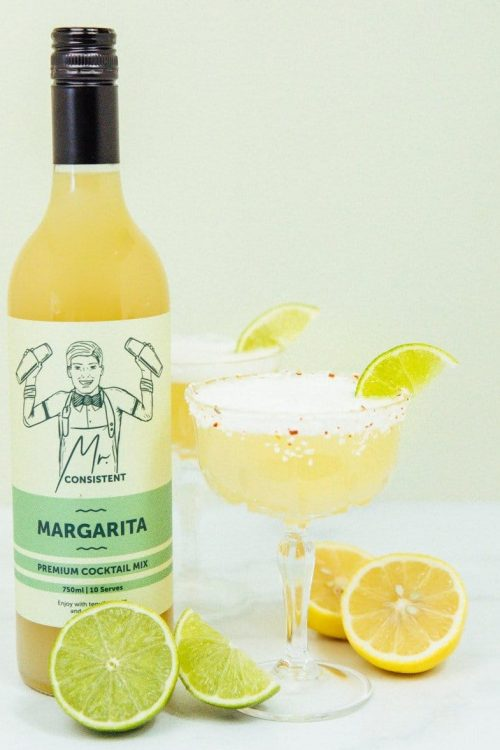 Mr Consistent – Margarita Mix