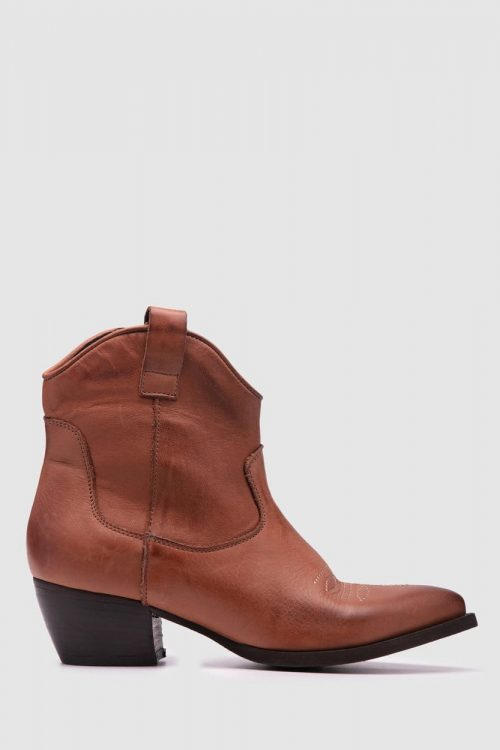 Mainland Boot Cognac