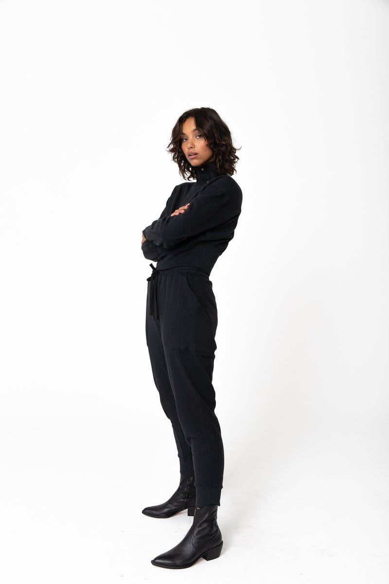 Blair Trackpant Vintage Black
