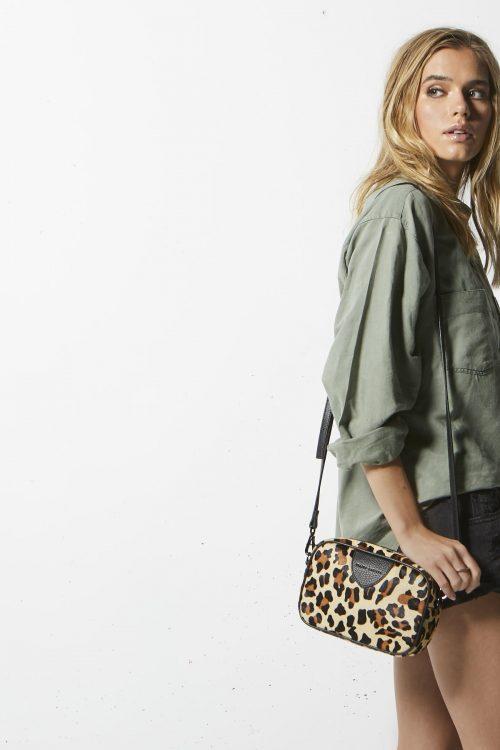 Plunder Bag Leopard