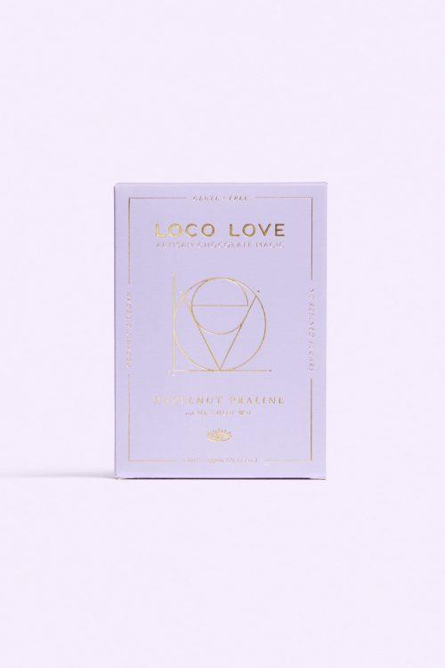 Loco Love Twin Hazelnut Praline